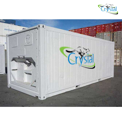 Crystal PUF Insulated Refurbished Container