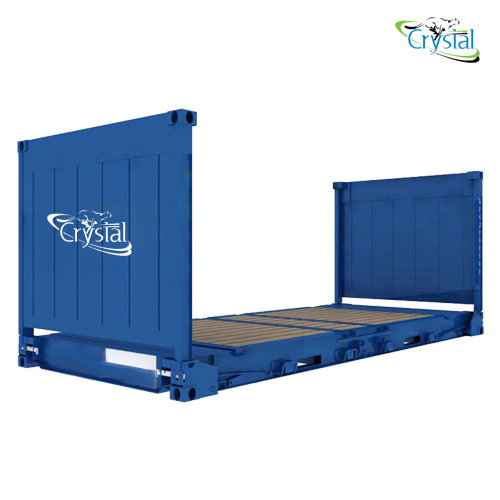 Second Hand Flat Rack Container
