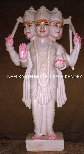 Marugan Marble God Statue