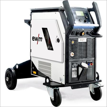 Titan XQ 400 puls CW EX WIFI Mig Welding Machine