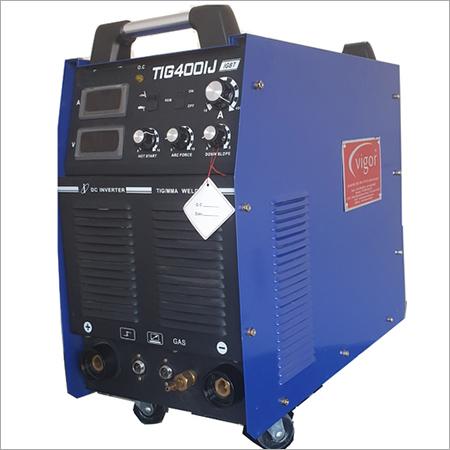 TIG 400 IJ Inverter Based Welding Machine