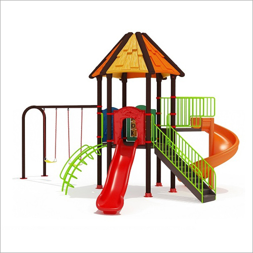 Exotic Nature Series Multiplay Station Playground Equipment