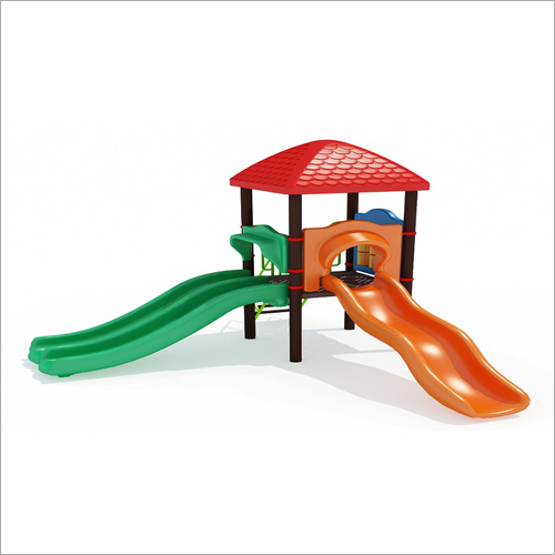 FRP Multiplay Station Playground Equipment