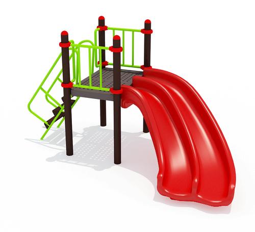 Double FRP Slides