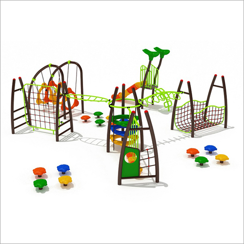 Outdoor Multiplay Station Equipment