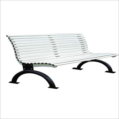 Metal Sitting Bench