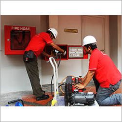 Fire Maintenance Work Services