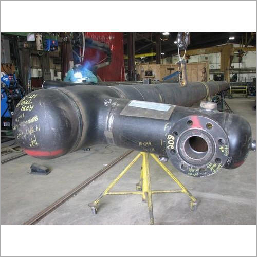 MS Pipe Fabrication Services