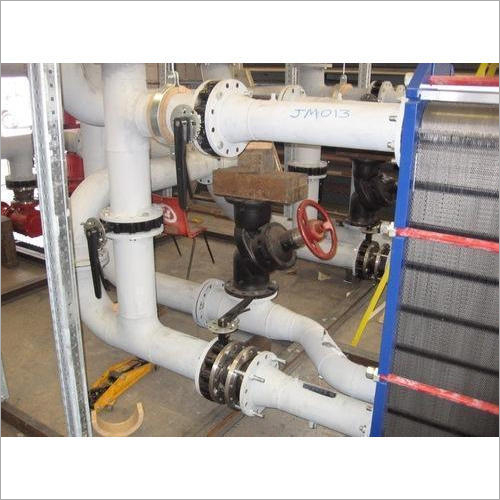 Pipe Line Fabrication Services
