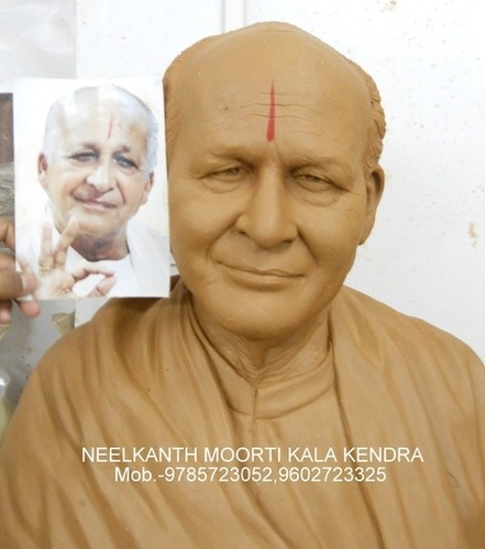 Marble Statue Half Bust