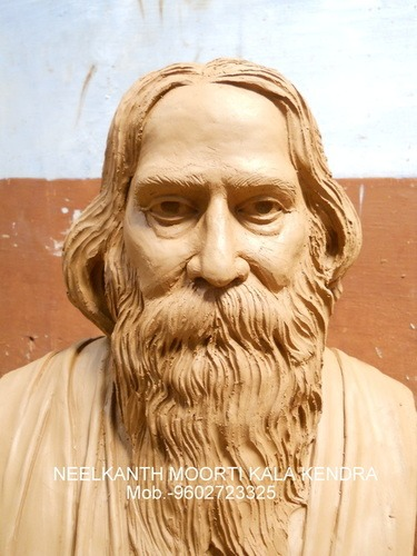Rabindra Nath Tagore Bust Sculpture