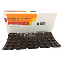 20 MG Sustained Release Tablets