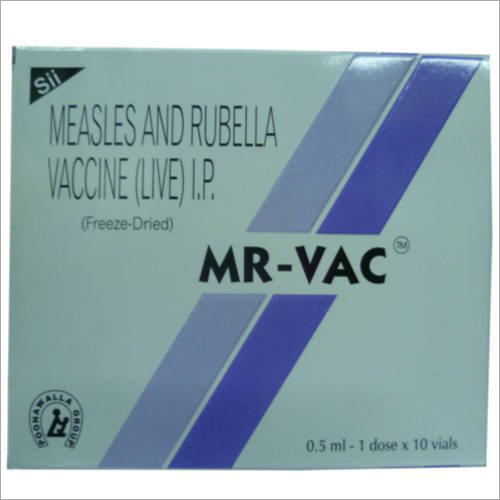 Measles And Rubella Vaccine (Live) IP