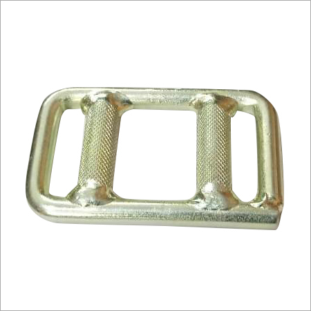 One Way Knurl Bar Buckle