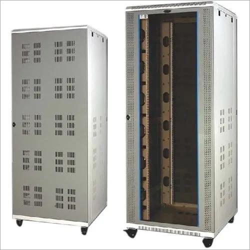 Netrack 42U 800mm x 1000mm Floor Mount Server Network Rack with Glass Door