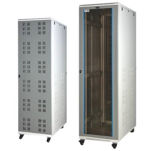 Netrack 42U 600mm x 1000mm Floor Mount Server Rack with Glass Door