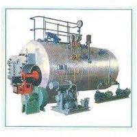High Pressure IBR Steam Boiler