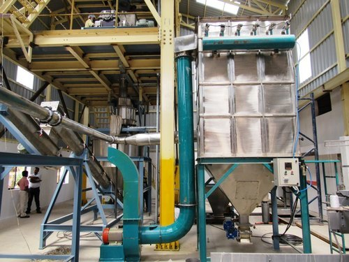 Centralized Dust Extraction System