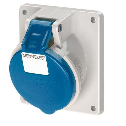 Mennekes 1463 16amp 3Pin Industrial Socket