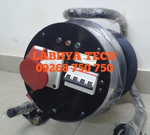 Labhya Tech Cable Reels