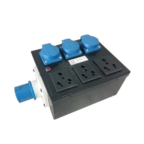 Schuko Socket Distribution Box