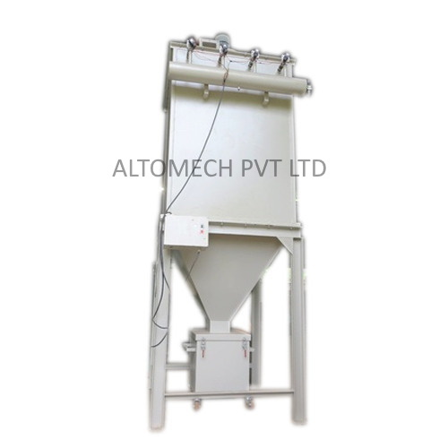 Dust Collection System for Spicy Industries