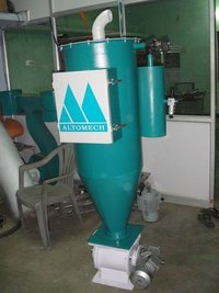 Wheat Flour Conveying System