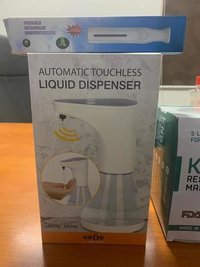 Automatic Touch less Liquid Dispenser