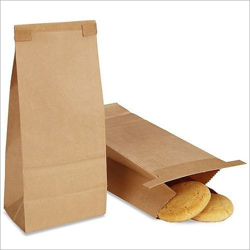 5X15 Inch Bakery Paper Bag