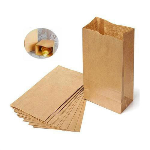 5X12 Inch Bakery Paper Bag