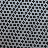 Protective Perforated Metal Sheet