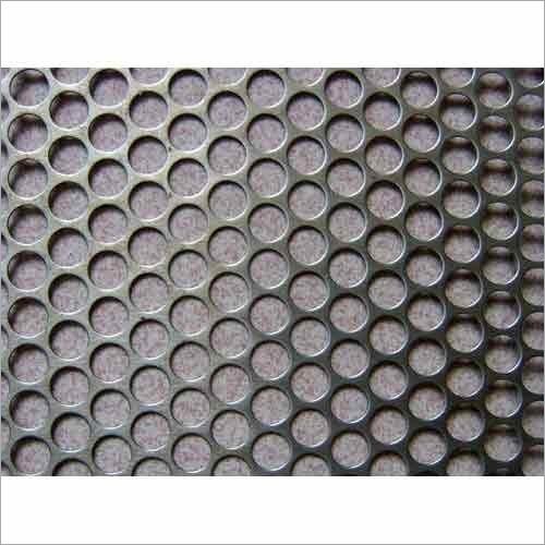 Galvanized Iron Perforated Sheet