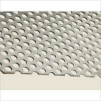 Titanium Perforated Sheet