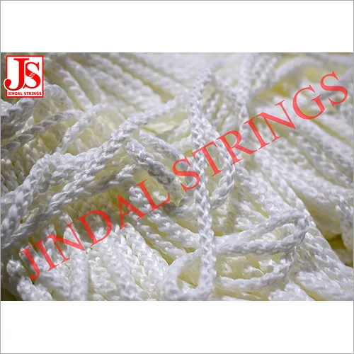 White Polyster Rope
