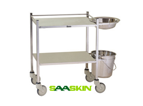 Hospital Dressing Trolley and Medicine Trolley