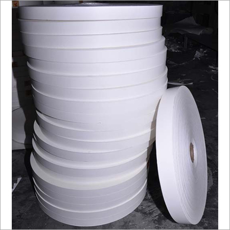 White Paper Cup Bottom Roll