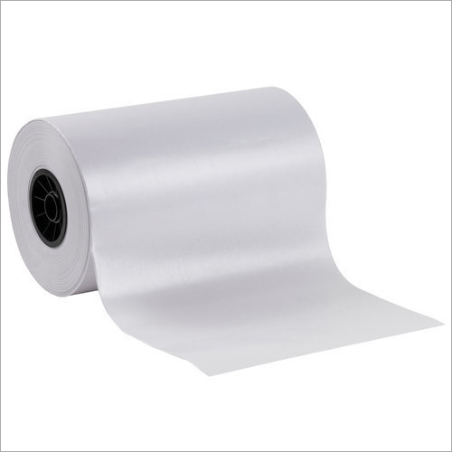 PE Coated White Paper Roll