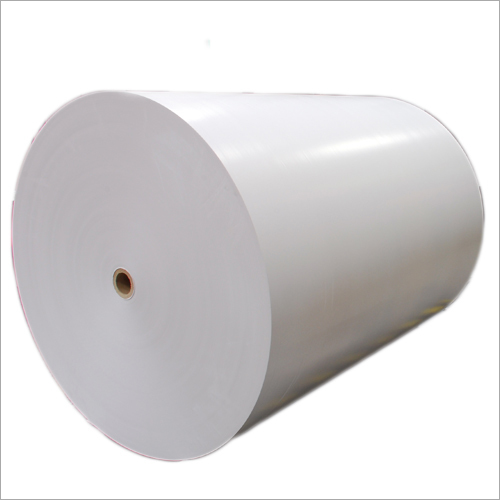 Polycoated White Paper Roll