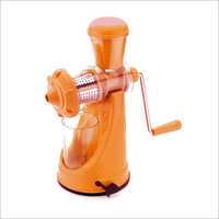 Hand Made Juicer