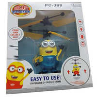 Minion Aircraft with Sensor