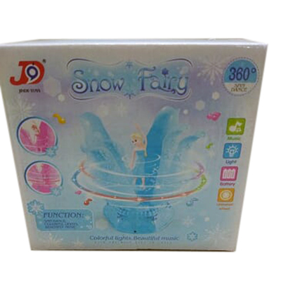 Snow Fairy Toy