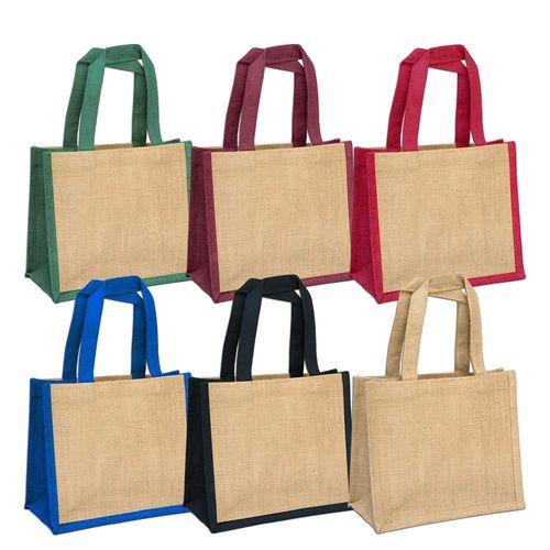 PLAIN WOVEN JUTE BAGS