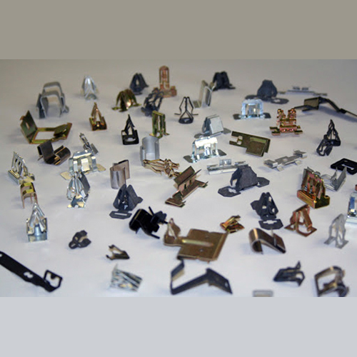 Metal Clips and Fasteners