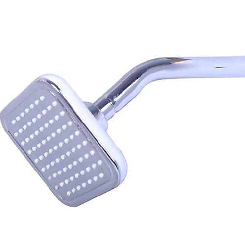 4 x 4 inch Platina Overhead ABS Shower