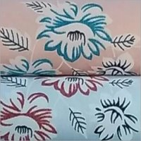 Printed Satin Fabric