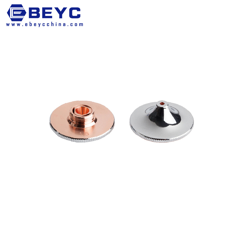 Single Souble T2 Materis High Precision Precitec Laser Nozzle