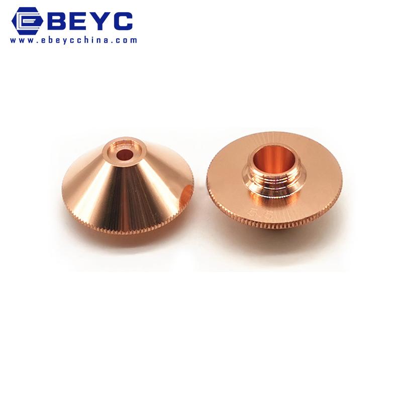 Dia 28mm Ceramic Laser Nozzle Holder For Fiber Laser Cutting Machine