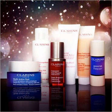 Clarins Product Line