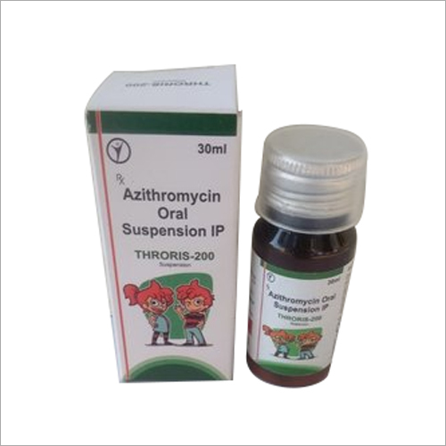30 ml Azithromycin Oral Suspension IP
