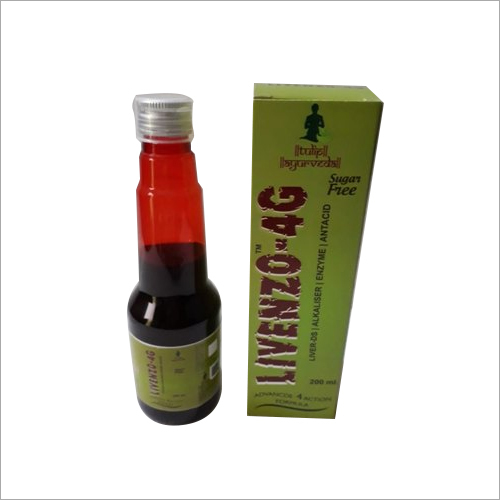 200 ml Tulip Ayurveda Syrup